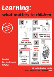 Learning: what matters to children