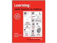 Click here for Learning: What Matters to Children